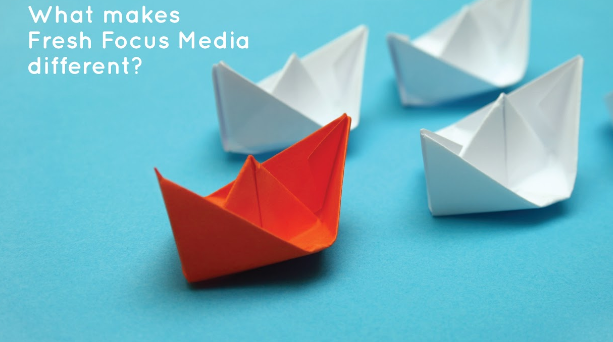 What makes Fresh Focus Media different