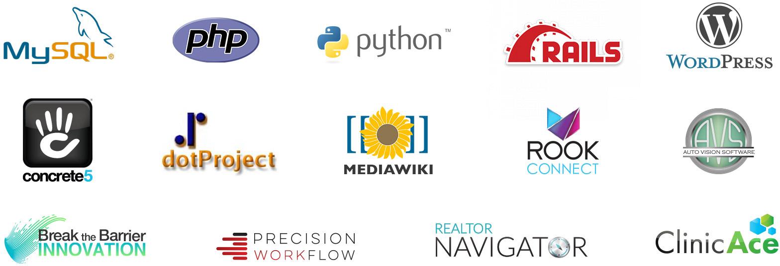 Our hosting platforms